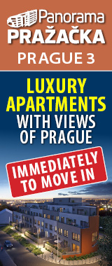 New apartments in Prague 3 - Panorama Prazacka
